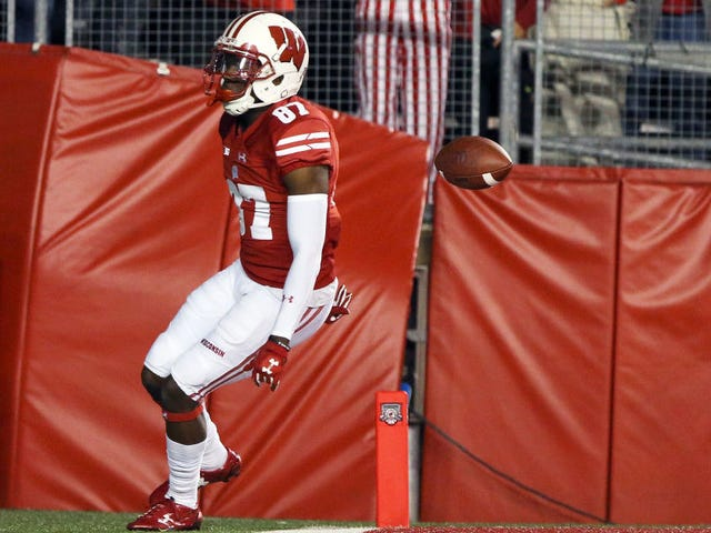 Wisconsin Receiver Quintez Cephus Charged With Sexually Assaulting Two Women