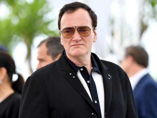 "Quentin Tarantino lauds Sergio Leone as ""the greatest of all Italy's filmmakers"" in new essay"