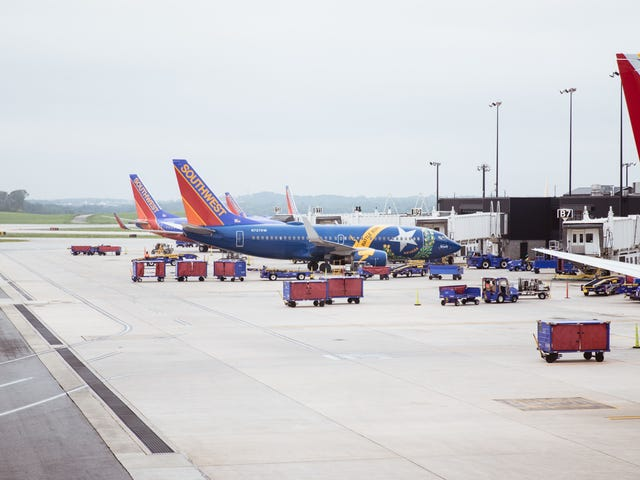 Save On Your Summer Travel Plans With a Discounted Southwest Gift Card