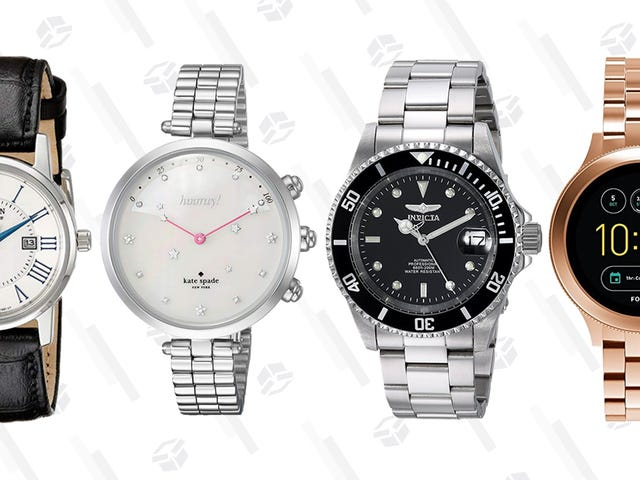 Stay On Time and On Budget With These Prime Day-Discounted Watches