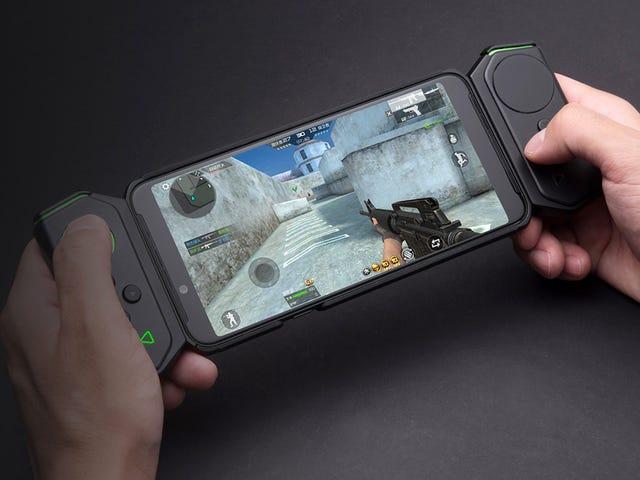 Xiaomi Black Shark Helo: el nuevo móvil de Xiaomi para gamers ofrece 10GB de RAM y mandos por 600 dólares