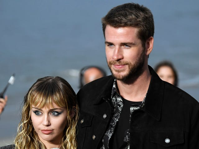 Miley and Liam Seem Exhausting, Honestly