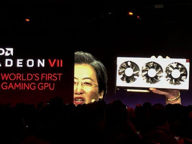 AMD'nin Yeni ve Çok Süslü Bir GPU'su Var [Güncelleme]