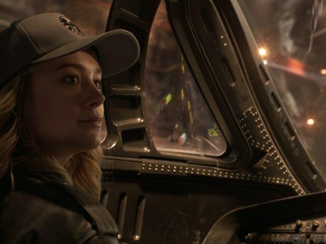 การต่อสู้กับโทรลล์นั้นนอกเหนือไปจาก Captain Marvel, YouTube และ Rotten Tomatoes