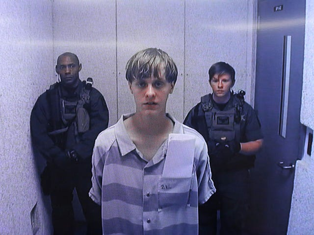 I'm Sorry White Guys Who Happen To Look Like Dylann Roof, But I'm Profiling The Fuck Out Of You