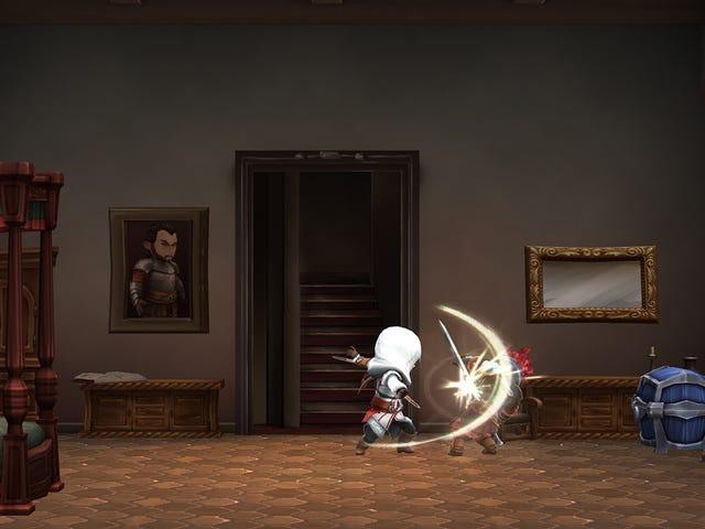 <i>Assassin's Creed Rebellion</i>llega a iOS y Android (y muere de éxito minutos después)