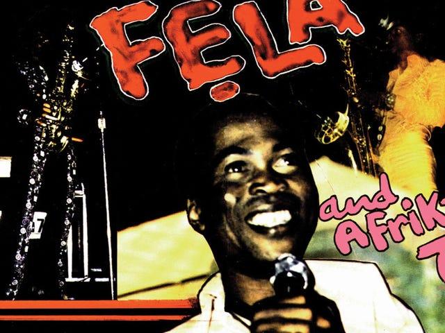 Listen to Fela Kuti While You Work