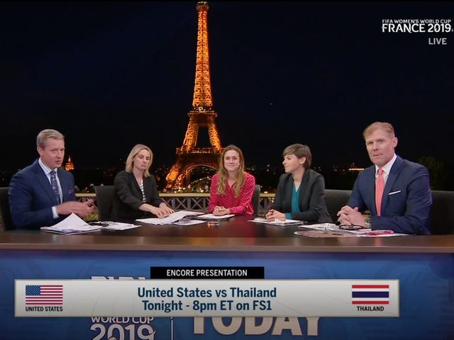 Rob Stone Suggests The USWNT Should've Eased Up, Gets Soundly Rejected