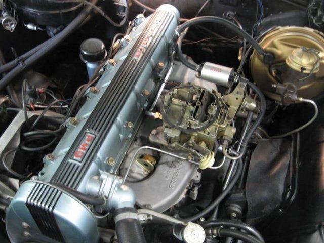 Pontiac OHC I 6