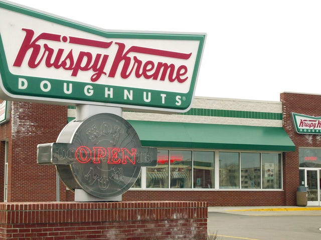 Krispy Kreme's Parent Company Was Owned by Nazis and We Can't Have Nice Things