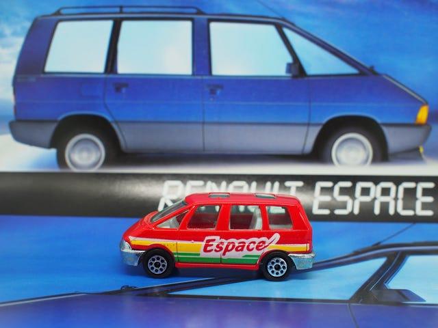 Radcast - Le Rad: Renault Espace Novacar Tarafından