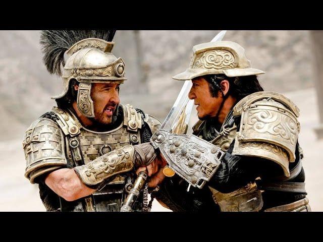 Dragon Blade. Gods and Kings who?