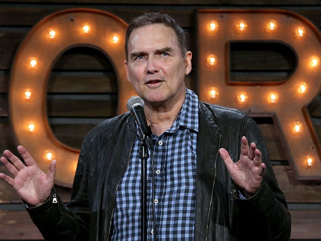 Norm Macdonald finally gets it right in the apology for his apology