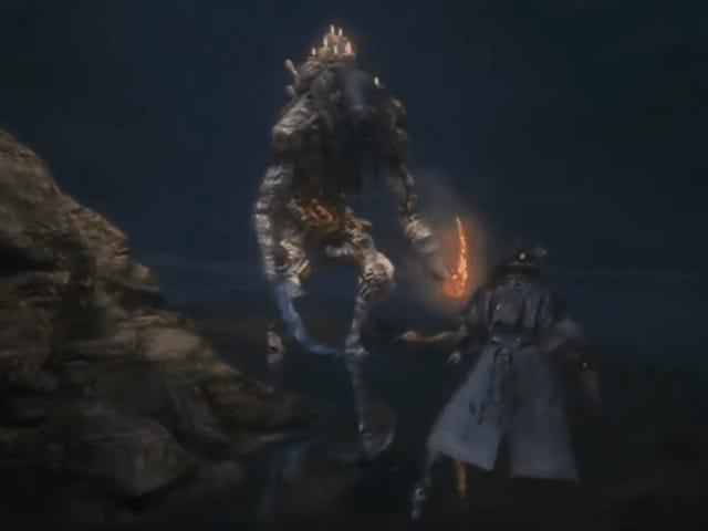 Bloodborne EnemyWent Undiscovered Until 2017