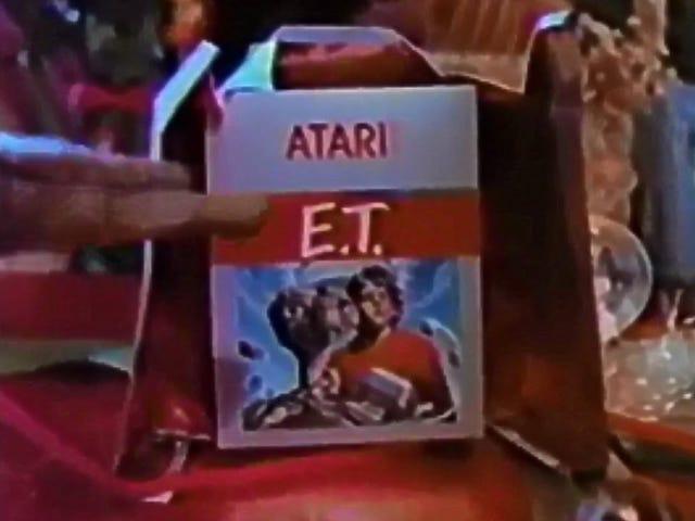 Late TAY Retro: Atari 2600 |  ET