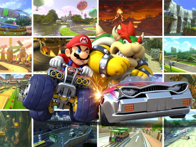 Every Mario Kart 8Deluxe Race Track, Ranked