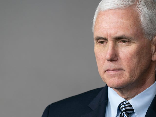 Mike Pence is Very Upset That a Reporter Told the Truth