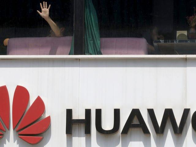 Cómo puede afectar a Huawei y sus usuarios el veto de Estados Unidos