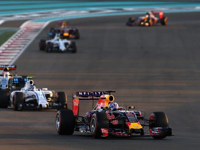 F1 Плани про зберігання пройденого V6 Turbo двигунів до 2020 року: Звіт