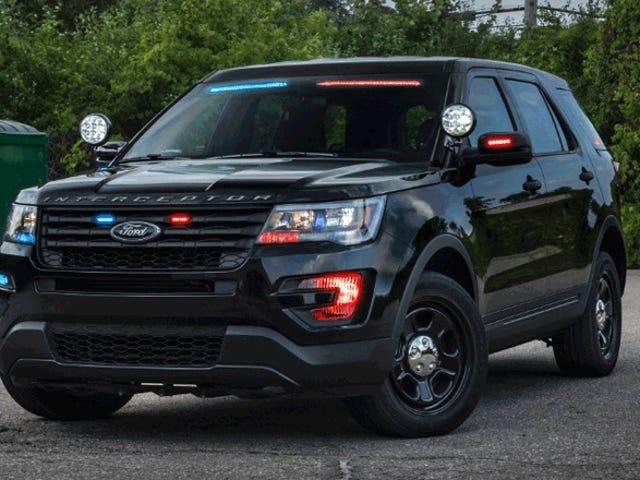 America's Favorite Cop Car Just Got Even Harder To Spot
