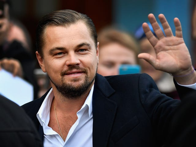 Leonardo DiCaprio Pledges $5 Million to Help Save the Amazon
