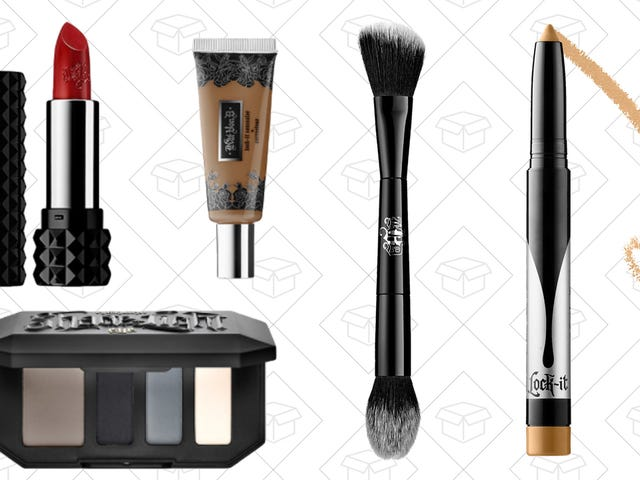 Pick Up a Bunch of Discounted Kat Von D Beauty Products at Sephora
