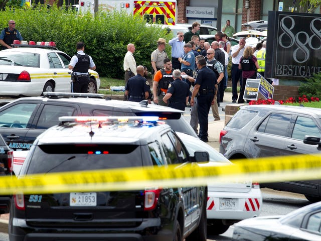 Capital Gazette Shooting Suspect Sued Paper for Reporting His Online Threats Against a Former Classmate