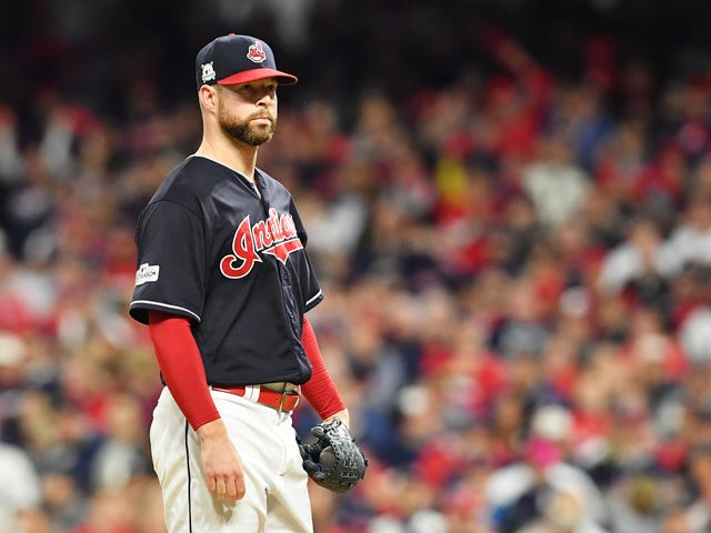 So Is Corey Kluber Hurt, Or What?