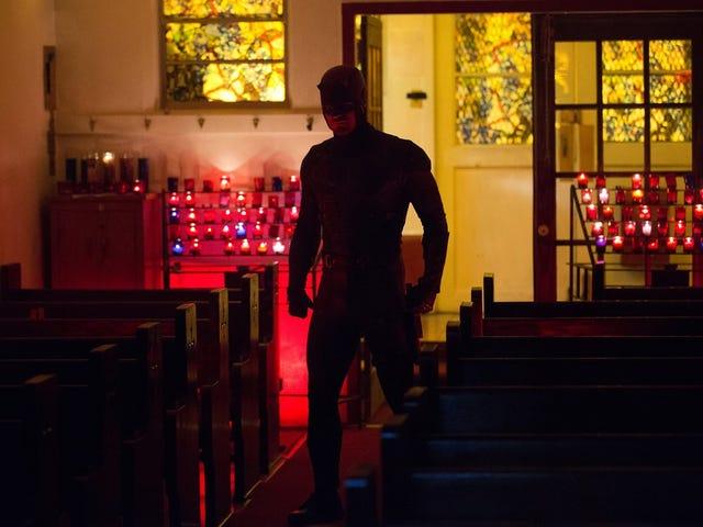 Le punisseur fait saigner l&#39;homme sans peur dans la première bande-annonce complète de <em>Daredevil</em> saison deux