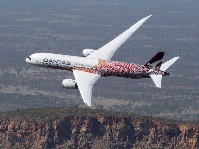 El vuelo más largo del mundo suena absolutamente terrible