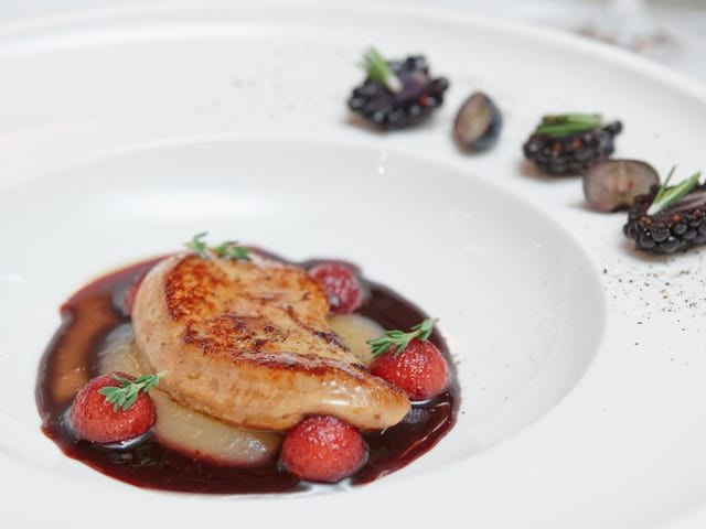 Amazon fined for selling force-fed foie gras in California