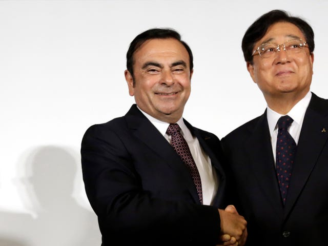 Nissan kommer att ta kontroll över Mitsubishi Motors