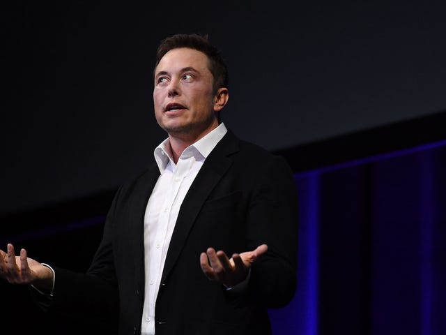 Elon Musk Tweeted Out His Phone Number