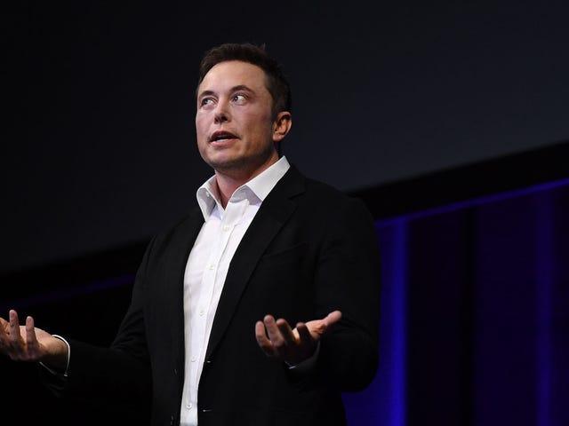 Elon Musk Tweeted Seu Número de Telefone <em></em>