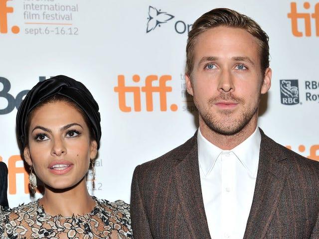 Ryan Gosling과 Eva Mendes가 결혼 했습니까?
