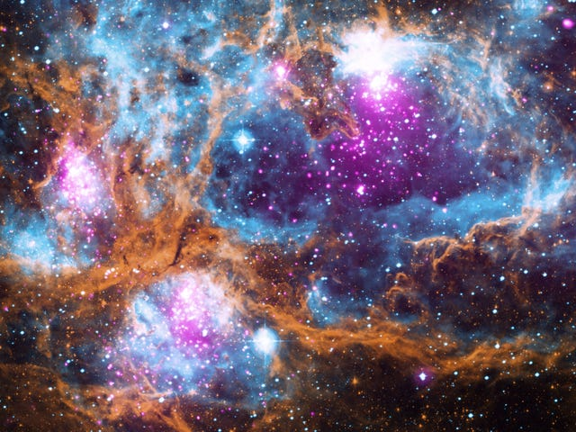 Our Favorite Images From Chandra X-Ray Telescope's 20 Years in Space