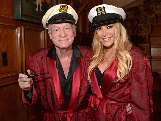 The Playboy Mansion Is Back on the Market, Because Hef Wasn't Happy About Sharing [Updated]