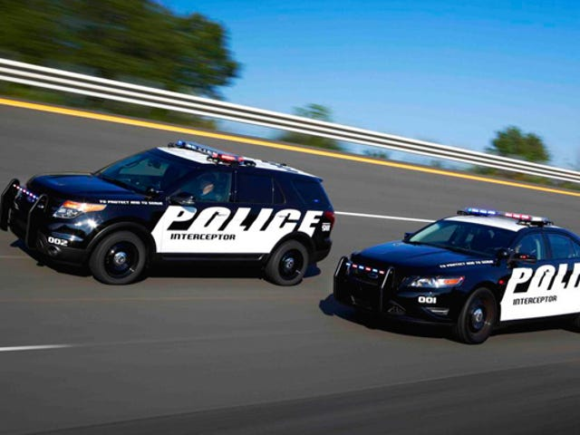 2016 Ford Crown Victoria Police Interceptor