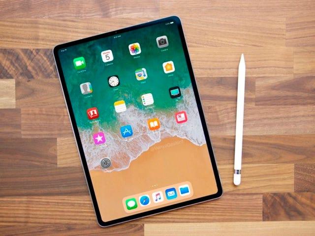 """Apple presentaría una nueva versión del iPad Pro con pantalla de 11"""" y sin lector de huellas en la WWDC"""