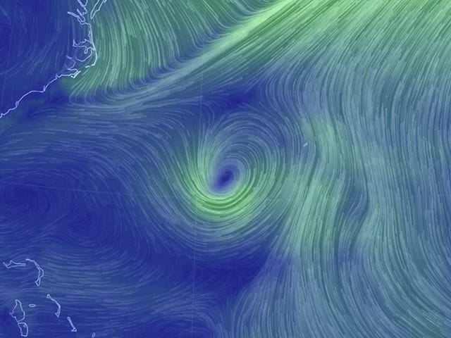 Musim Musim Sejuk Atlantic Dapat Mendapatkan Kepala Mulai Minggu Ini