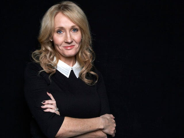 J.K Rowling Has a Lot of Thoughts About the Future of Fantastic Beasts