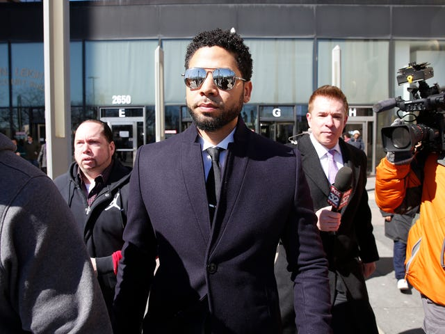 1 Petition to Investigate Jussie Smollett Case Dropped, 1 Remains