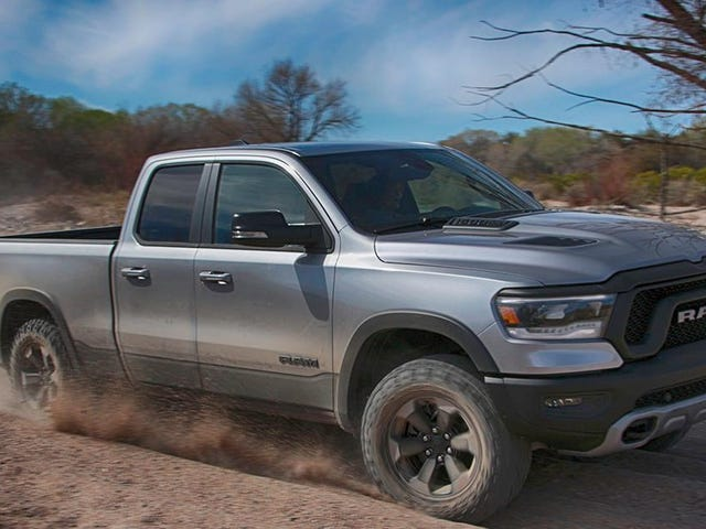 Another Truck Rant, This Time From the Comments