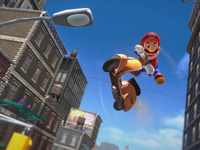Bestsellers: Super Mario Odyssey