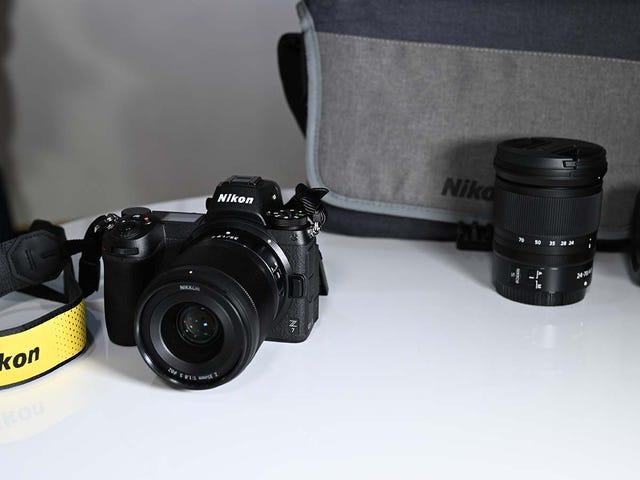 Prendre des photos avec l'appareil photo Z7 sans miroir de Nikon, c'est amusant comme l'enfer
