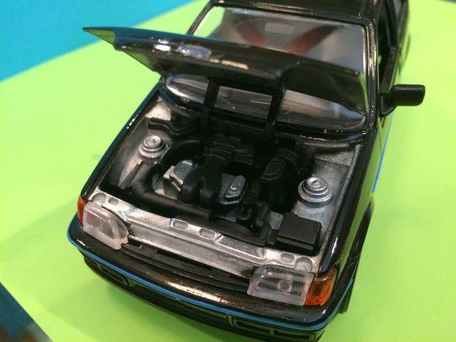 Schabak Ford Fiesta 1:25 scale