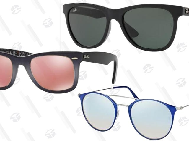Take Your Pick of Dozens of Ray-Bans For Just $65