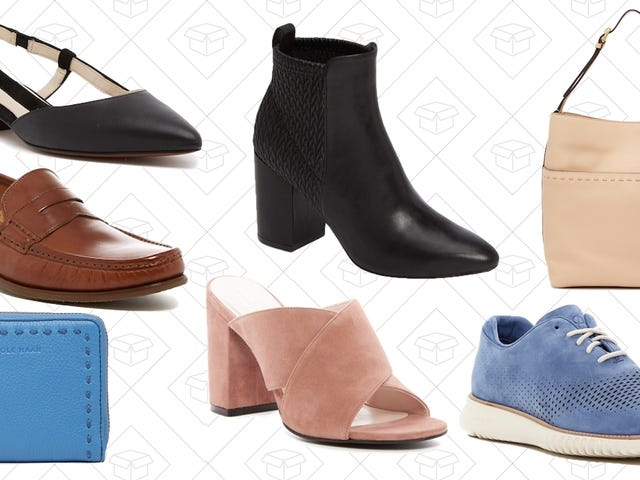 Get The Shoes Your Feet Deserve From This Cole Haan Sale at Nordstrom Rack