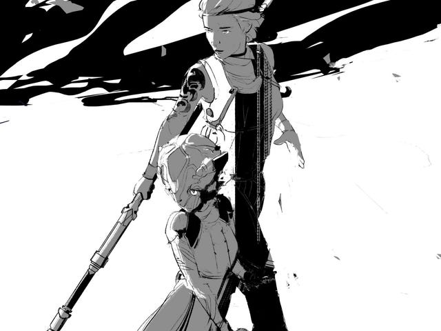 The Master & The Apprentice