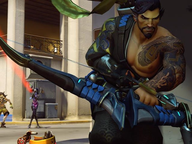 Overwatch Devs Accidentally Buff Hanzo's Most Hated Ability